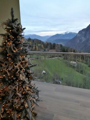 Vista La Costa B&B Fai della Paganella Trentino Dolomiti